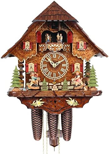 Adolf Herr Cuckoo Clock – The Rocking Horses