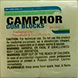 Camphor Gum Blocks 1oz block by Humco Review