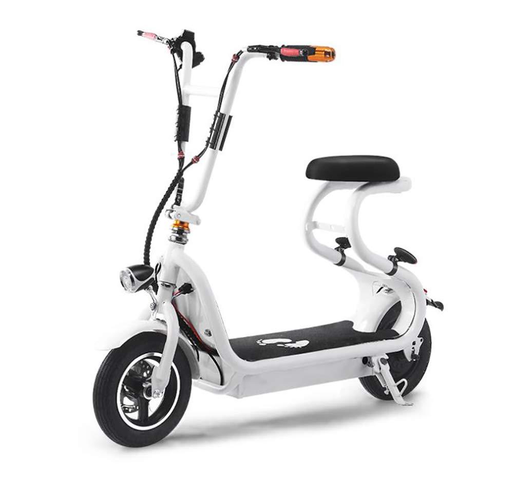 comprar marca TX Bicicleta eléctrica Plegable Mini Mini Mini tamaño 2 Ruedas de Litio PanTalla Monitor Monitor de aleación de Aluminio  salida