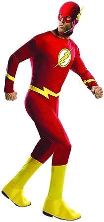 Disfraces para todas las ocasiones Ru16907Lg flash adultos grandes ...