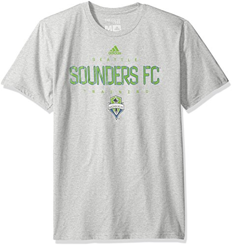 adidas MLS Mens Miracle Short Sleeve Go-to Tee