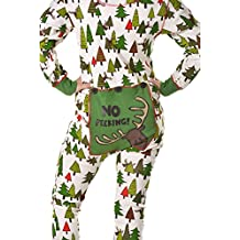 Lazy One Adult Flapjack Onesie by LazyOne Matching Christmas Family Pajamas Adult, Kid, and Infant Sizes