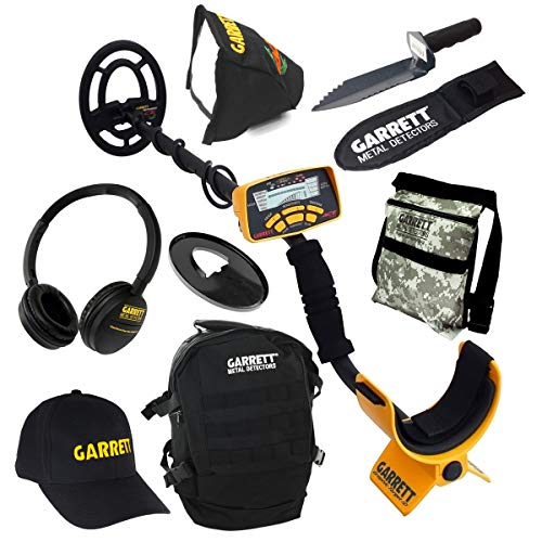 Garrett Ace 250 Adventure Package with Must Have Accessories