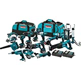 Makita XT1500 18V LXT Cordless Combo Kit (15 Piece) (Discontinued by Manufacturer)