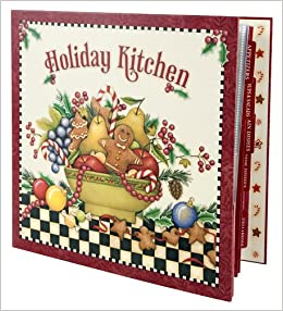Scrapbook Recipe Binder: Holiday Gingerbread With Mailers