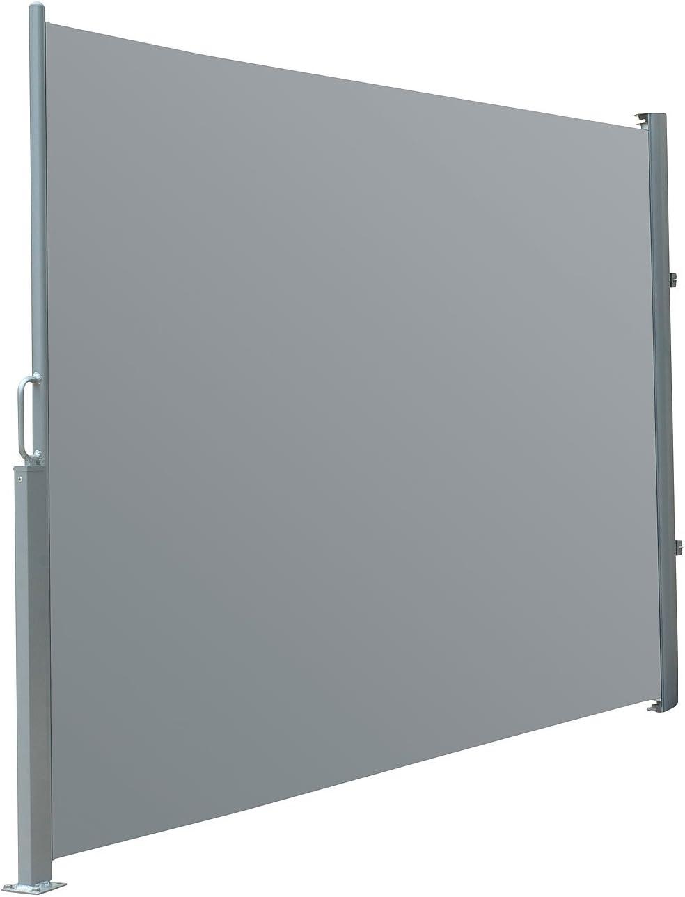 Amazon De Royal Gardineer Sichtschutz Seitenmarkise 180 X 300 Cm