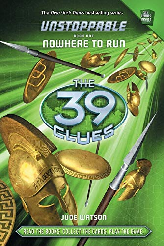 39 clues book five - 4