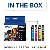 Epson T202 Claria Standard-Capacity Ink Cartridge