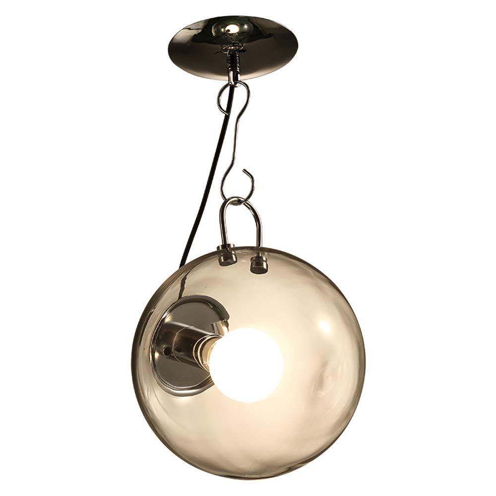 Mogicry Nordic Einfache Kugel E27 Beleuchtung Deckenleuchte Kreative Kommerzielle Dekoration Show Korridor Gang Küche LED Iight Haushalt Korrosionsschutz Energiesparende Leuchte