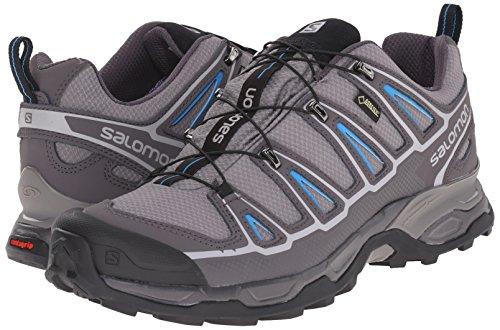 887850517526 - Salomon Men's X Ultra 2 GTX Hiking Shoe, Detroit/Autobahn/Methyl Blue, 9.5 D US carousel main 5