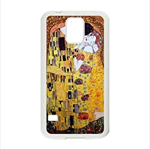 Case - Customized The Kiss by Gustav Klimt Samsung Galaxy S5 TPU (Laser Technology) Case, Cell Phone Cover