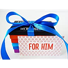 PERSONALIZED BIRTHDAY GIFT - FUNNY CHOCOLATE GIFT! ☀ Cool gift for everyone, present ideas for birthday (For him)