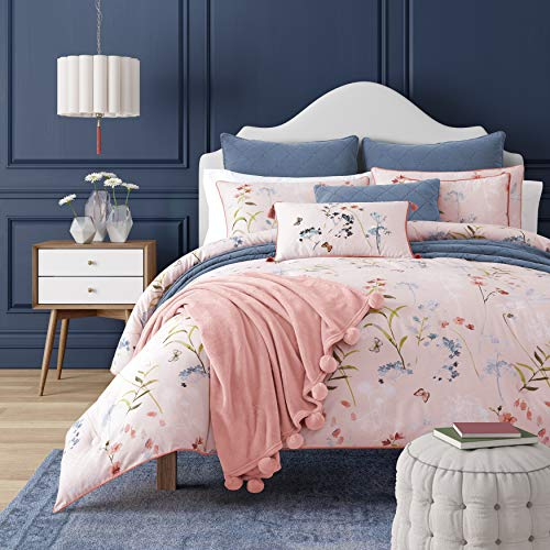 Used, Five Queens Court Blakely Floral 3 Piece Comforter for sale  Delivered anywhere in Canada