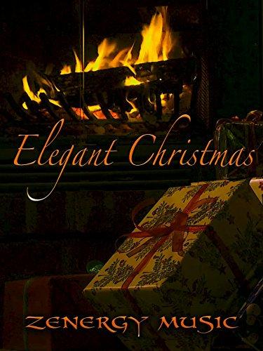 Elegant Christmas - Naturescapes (Christmas Yule Log)