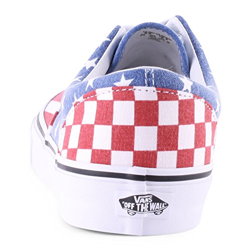 mixte Stars Era checker Doren Vans Van Baskets U mode adulte stripes pw88IqZa