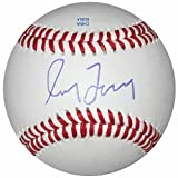 Greg Maddux, Atlanta Braves, Chicago Cubs, San Diego Padres, Signed, Autographed, Baseball, a COA with the Proof Photo of Greg Signing Will Be Included