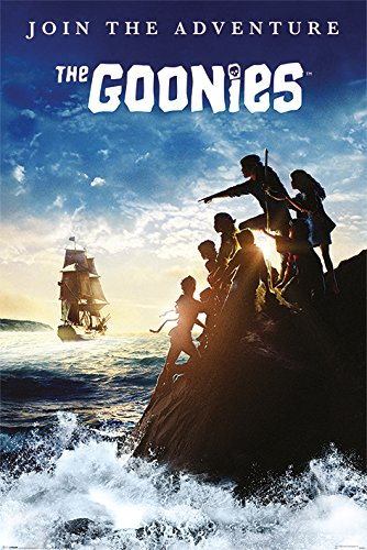 The Goonies - Movie Poster / Print (Join The Adventure) (Size: 24