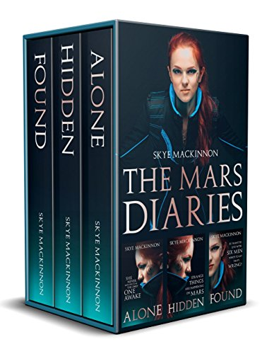 The Mars Diaries: The complete trilogy plus an exclusive short story