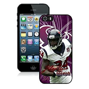 NFL Houston Texans iPhone 5 5S Case 047 NFLIPHONE5SCASE1146 by kobestar
