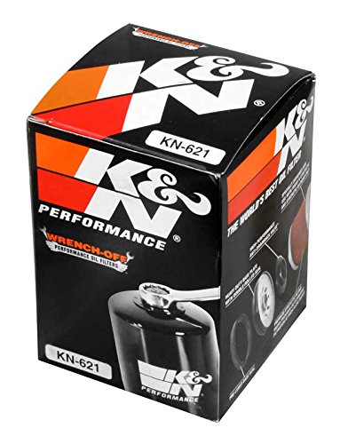 K&N KN-621 Arctic Cat High Performance Oil Filter