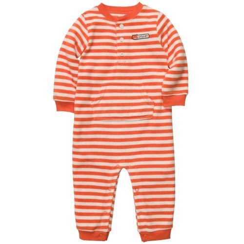 Carters Baby Boys Microfleece Jumpsuit