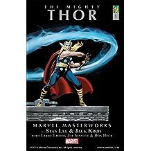 Thor Masterworks Vol. 1 (Journey Into Mystery)