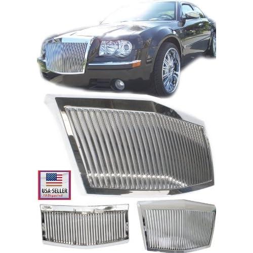 2005 2006 2007 2008 2009 2010 Chrysler 300 300c Black Mesh: Grilles & Grille Guards
