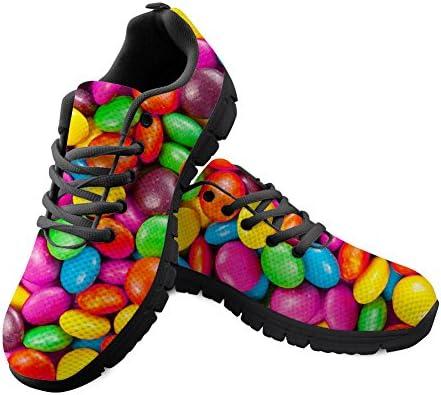 AXGM - Zapatillas de Deporte para Hombre, Zapatillas de Correr, Zapatillas para Correr, Zapatillas de Correr, Zapatos de Caramelos, Multicolor, para Fitness, Transpirables: Amazon.es: Zapatos y complementos