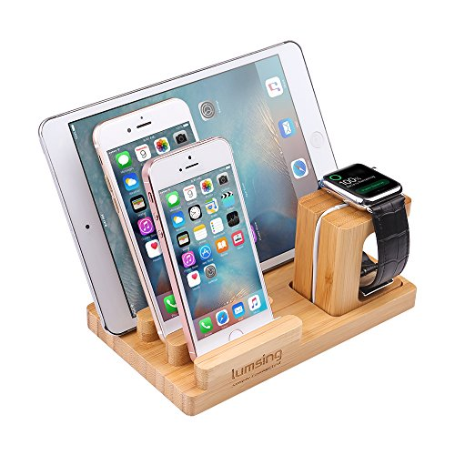 Lumsing Desktop Charging Station Bracket