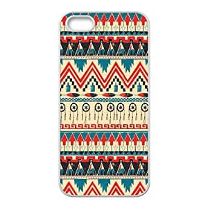Tribal patterns CHA9102125 Phone Back Case Customized Art Print Design Hard Shell Protection Iphone 5,5S