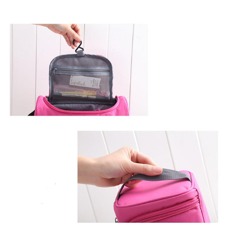 Hanging Toiletry Travel Cosmetic Kit Vinmax Waterproof Makeup Wash Zip Organizer