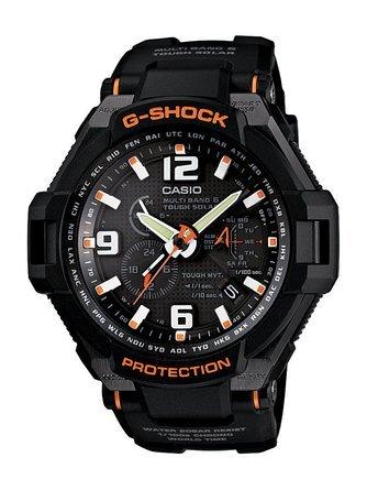 腕時計 カシオ Men Casio GW4000-1A G-Shock G-Shock Shock Resistant Solar Black Dial Black Strap【並行輸入品】 B00YSJUNCO