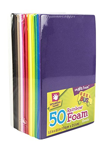 foam-sheets-5-1-2-inch-by-8-1-2-inch-50-pack-rainbow-colors
