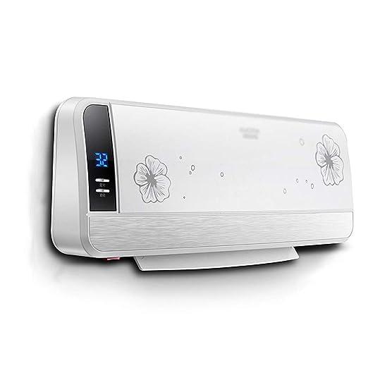 SCDSRQ Calefactor de Pared Blanco para Oficina con Control ...