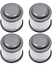 KEEPOW Replacement PVF110 Filters for Black & Decker BDH2000PL Pivot Vacuum, 4 Pack