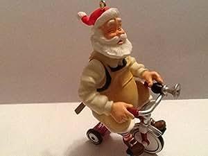 Hallmark 2011 - Toymaker Santa - 12th in Series by Hallmark Keepsake
