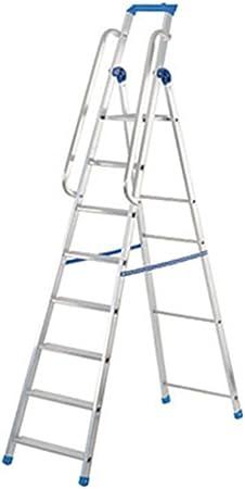 Escalera Stabila Pro escalera profesional (aluminio 6 gr. Gierre: Amazon.es: Bricolaje y herramientas