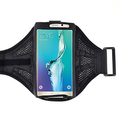 Sports Armband for Huawei Mate 8 (Black) - 6