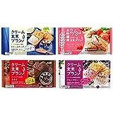 Japanese Healthy Food Cream Genmai Bran,Full of Dietary Fiber,4 Kinds. No.a147