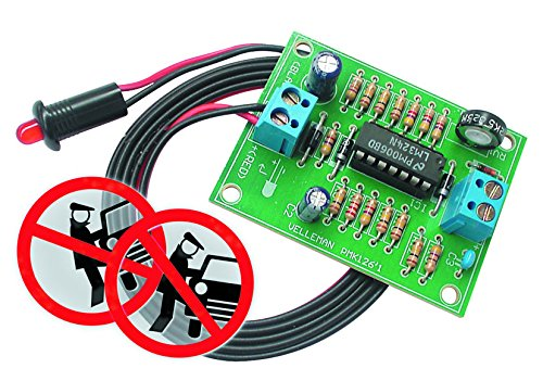 VELLEMAN – MK126 Minikits Auto Alarm Simulator 840267
