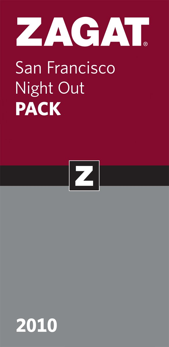 San Francisco Night Out Pack 2010 (ZAGAT Guides) ebook