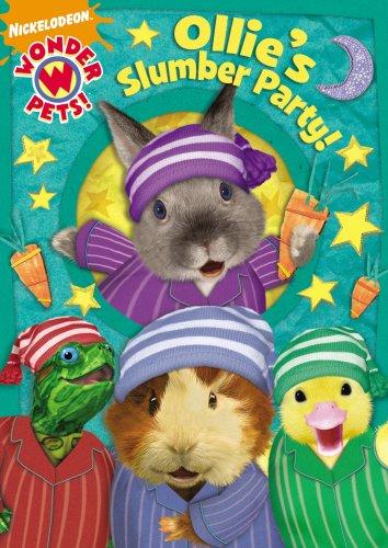 Wonder Pets!: Ollies Slumber Party