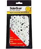 Mini Gutter Hooks, FREE UK DELIVERY, Solar Brite Gutter Hook Multi Pack For Securing Lights To Guttering