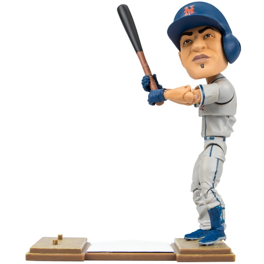 Yoenis Cespedes New York Mets Baller Special Edition Pose-able Figure From Sports Crate Loot Crate