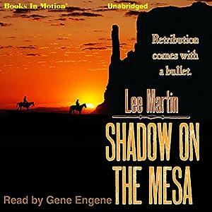 Shadow on the Mesa Audiobook