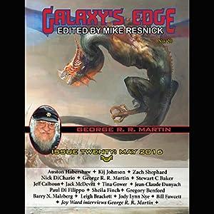 Galaxy's Edge Magazine: Issue 20, May 2016 Audiobook