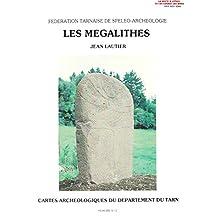 Les Mégalithes du département du Tarn (Mémoire)