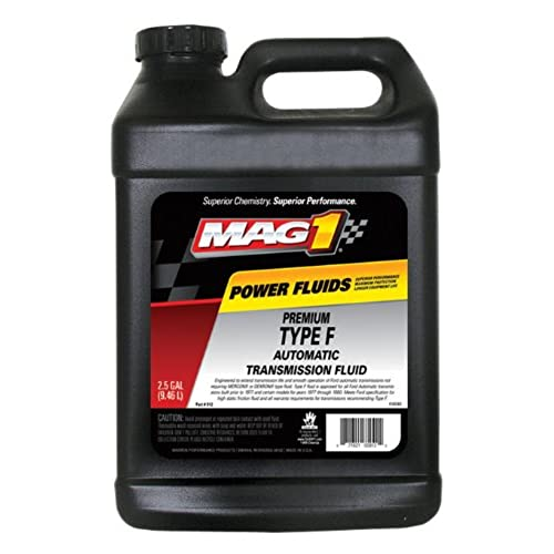 Mag   Type F Automatic Transmission Fluid For Ford   Gallon Pack Of