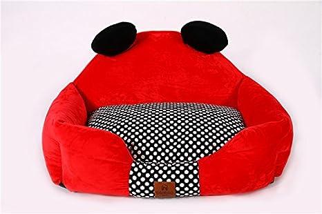 Xiaoling trade Los perros y los gatos no se pueden dividir para lavar gatos y un perro pequeño perro cama ...