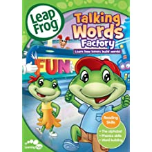 LeapFrog: Talking Words Factory (2009)